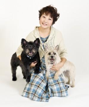 ペットシッター 栗原明子 愛玩動物飼養管理士2級 ペット食育協会指導士