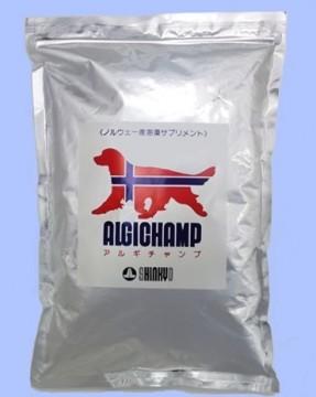 愛犬用海藻サプリメント アルギチャンプ