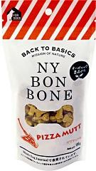 NY BON BONE pizza mutt (ペットシッタートコトコ)